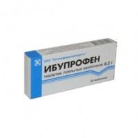 ибупрофен при артрите