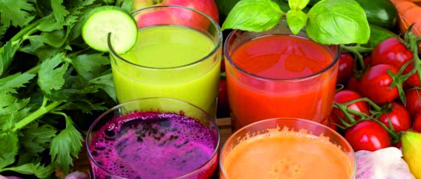 овощный сок от гипертонии