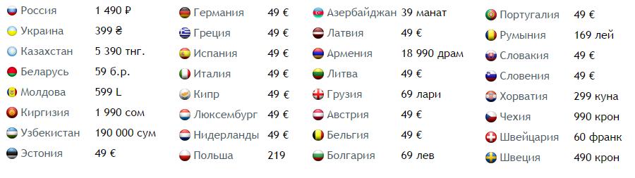 цена на Gemoderm в украине, россии