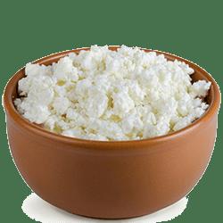 творог в витамине B2