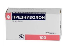 Преднизолон таблетки при данном синдроме