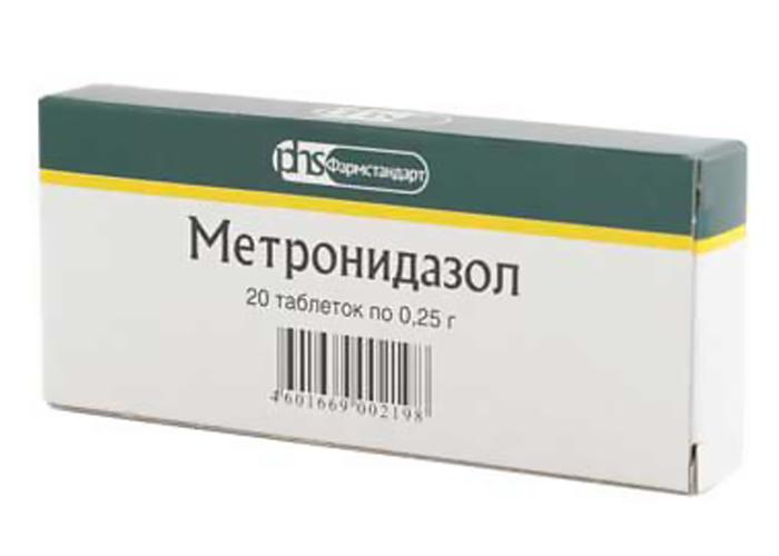 Метронидазол от болезни Лайма