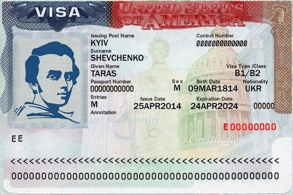 Оформление визы в США: правила